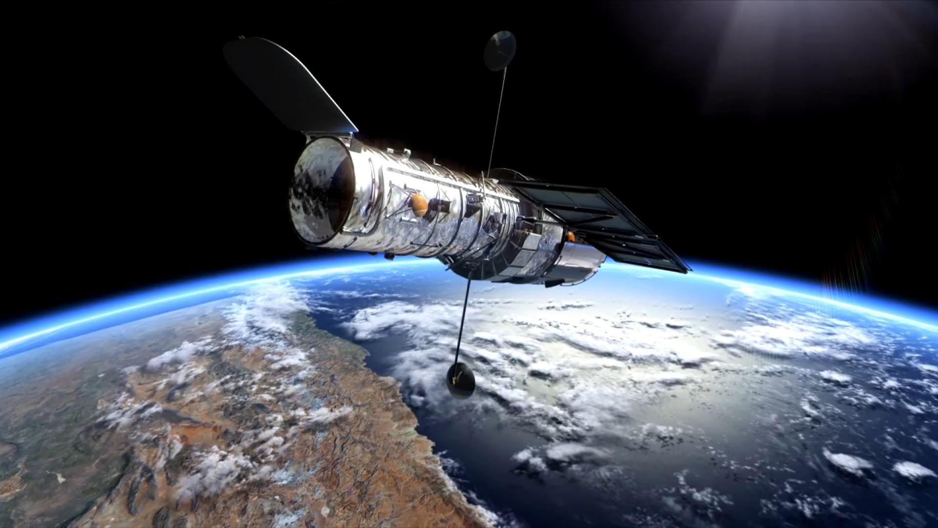 Внеатмосферная астрономия: взгляд с орбиты Земли