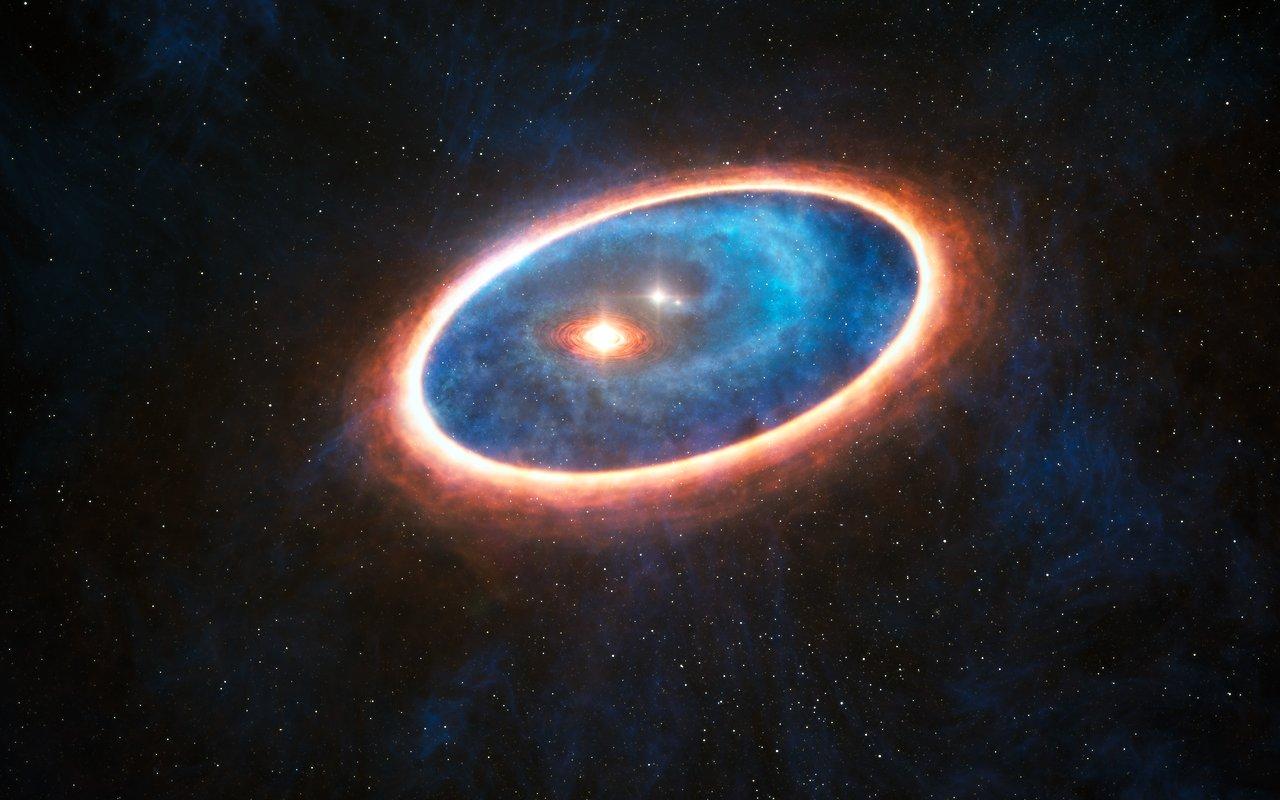 Рождение звезд