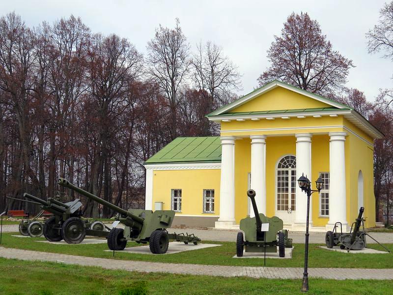 Музей Богородицкого поля