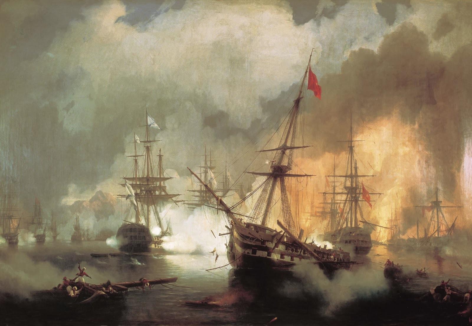 Корабли Крымской войны