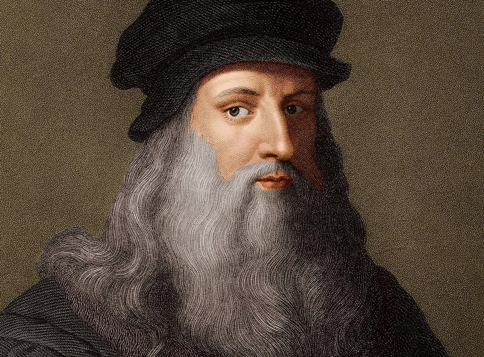 Леонардо Да Винчи и Катерина Корнаро – «химический союз сердец», которому 500 лет