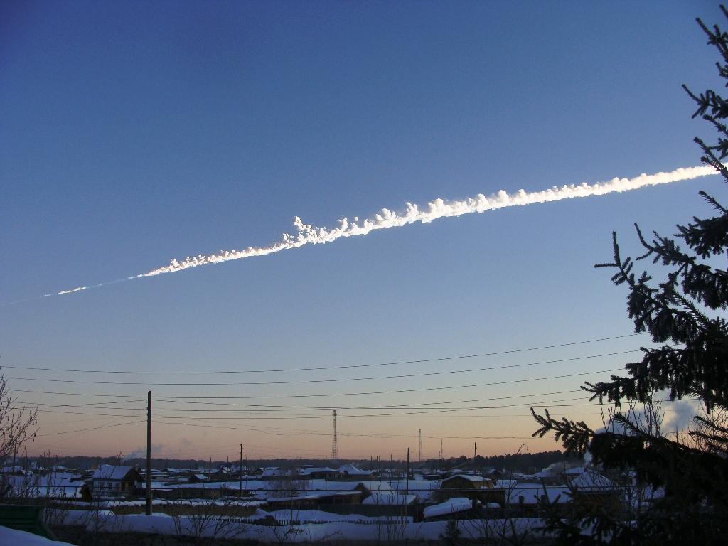 «Астероидно-кометная опасность: грозит ли нам «Армагеддон»?»
