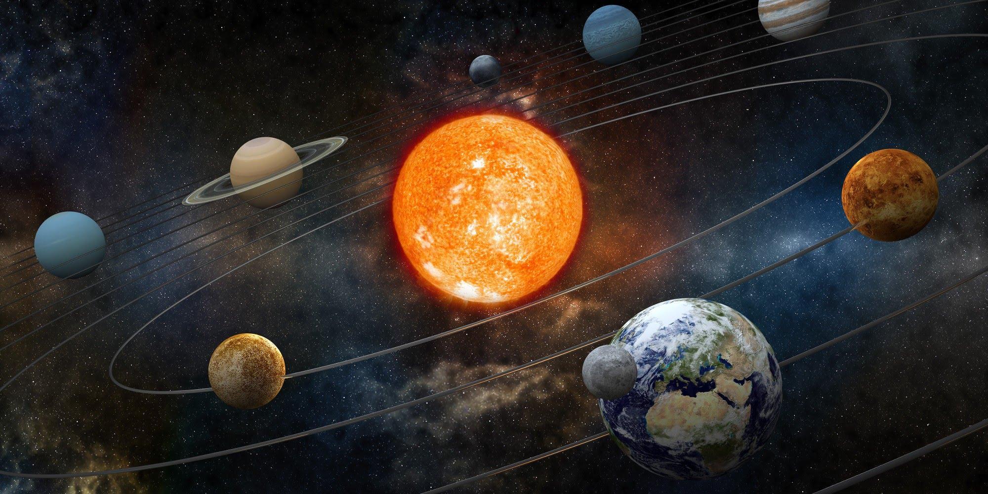 Жизнь Солнечной системы