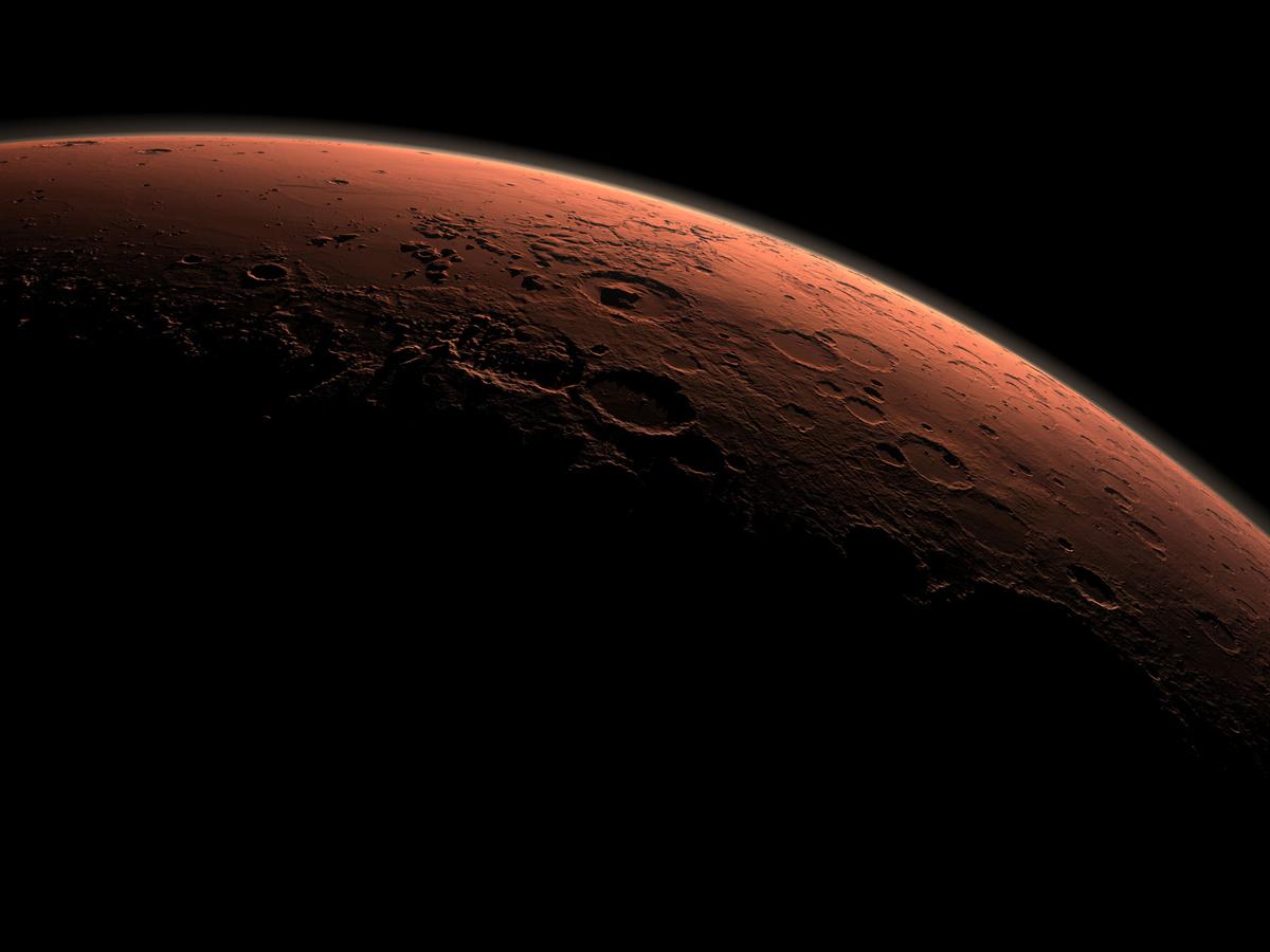 Погода и климат на Марсе