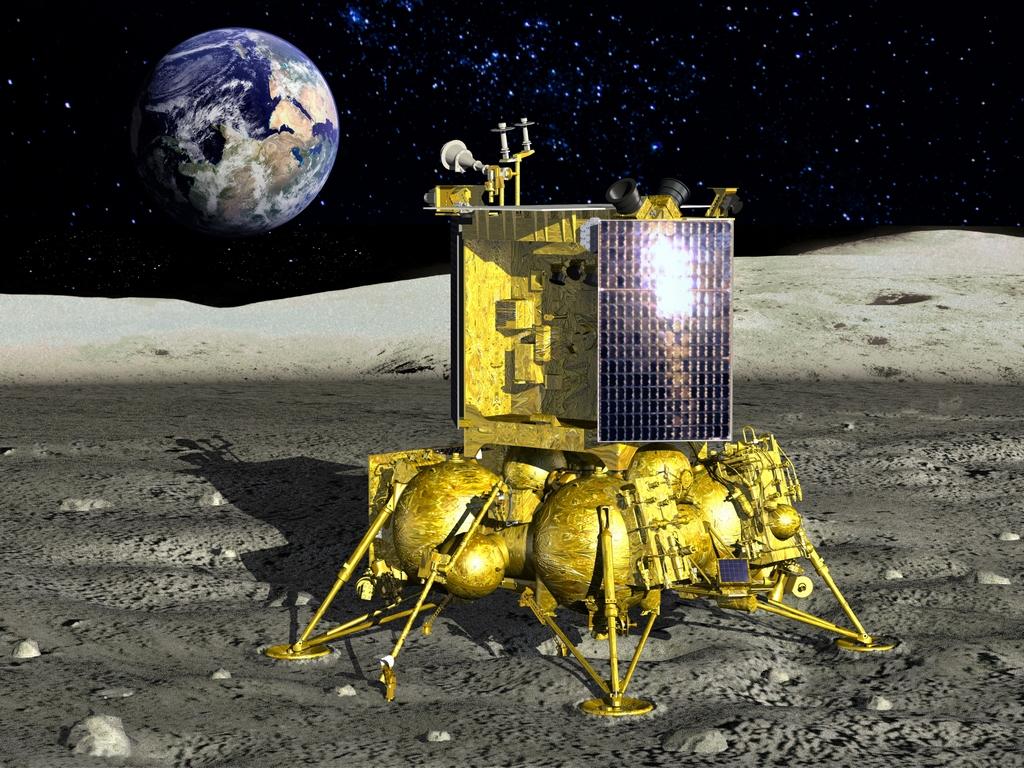 Возвращение на Луну