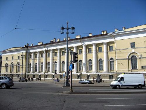 Зоологический музей РАН, г. Санкт-Петербург