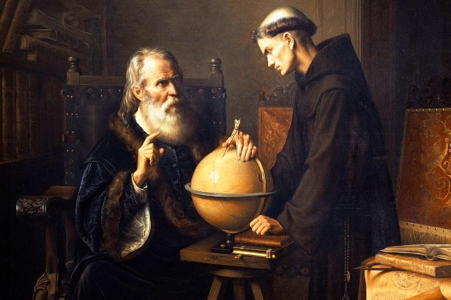 Первый астрофизик во Вселенной