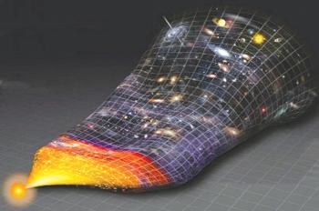 Космические новости — волны пространства-времени