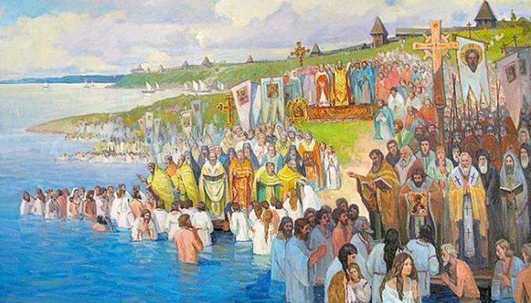 Христианство на Руси