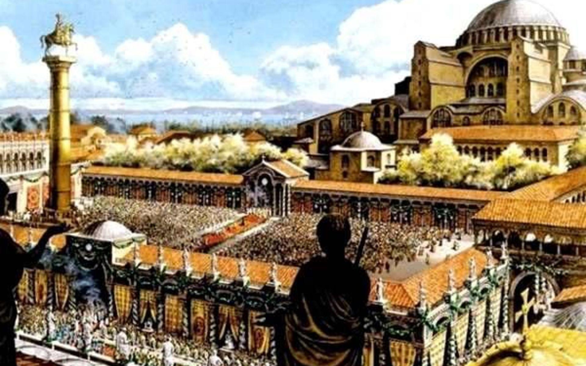 Император Юстиниан: властитель из низов