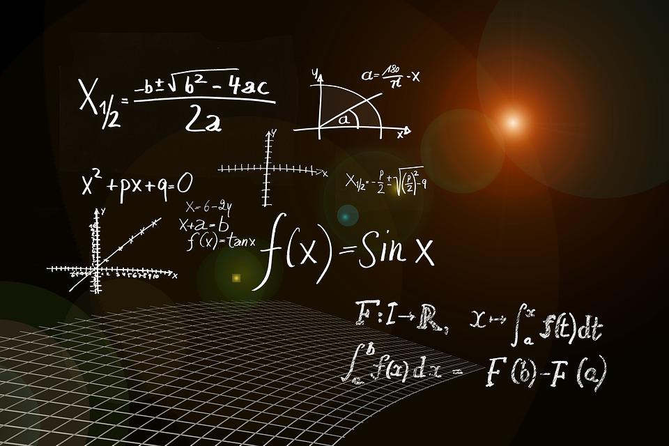 Физика и математика: бурный роман