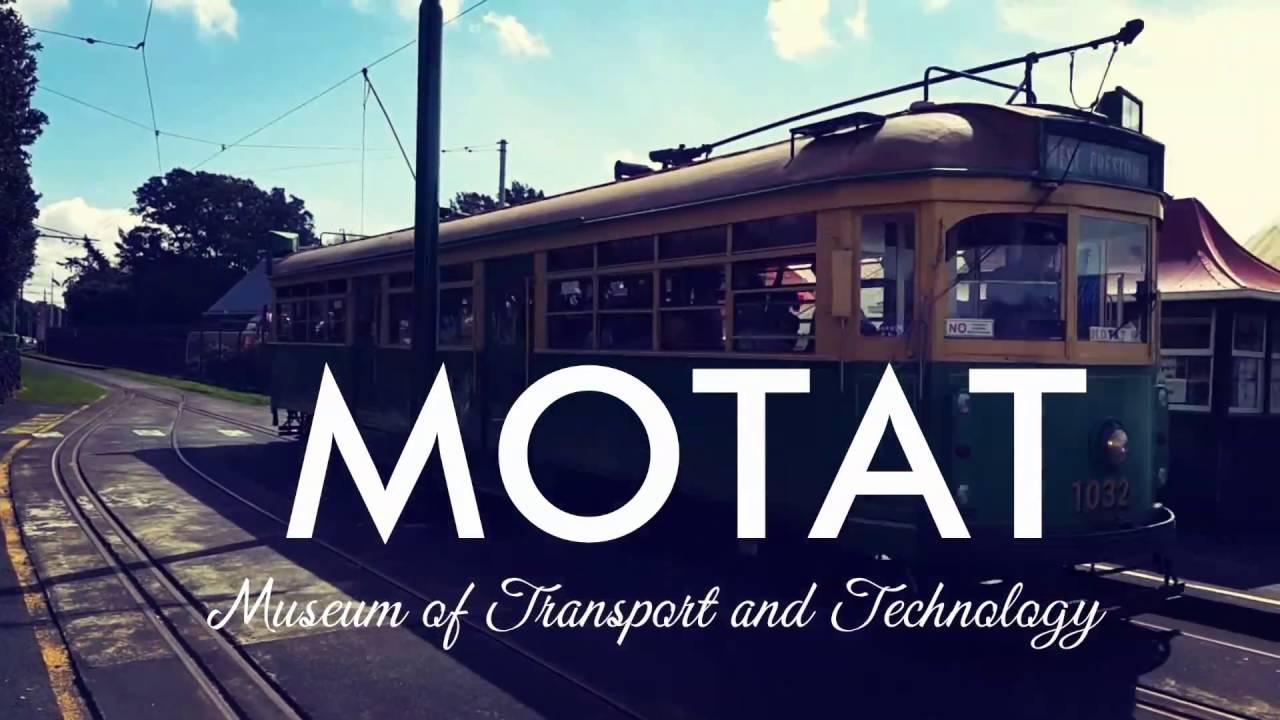 МОТАТ – царство старинной техники
