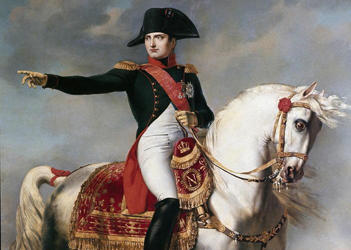 Начало отступления Наполеона из России