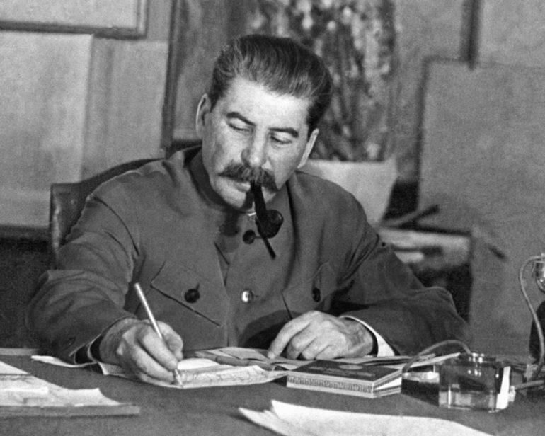 Сталин как культурная проблема