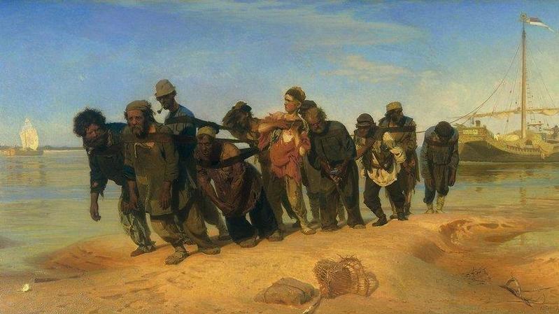 Загадки истории — Крепостное право