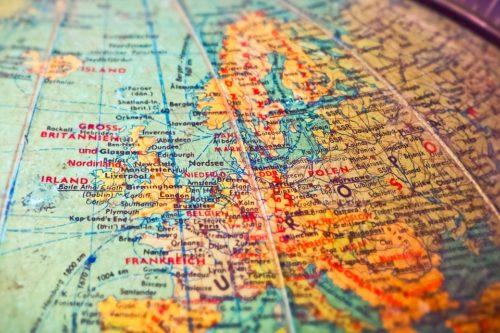 Homo Dividens: Топография пограничья