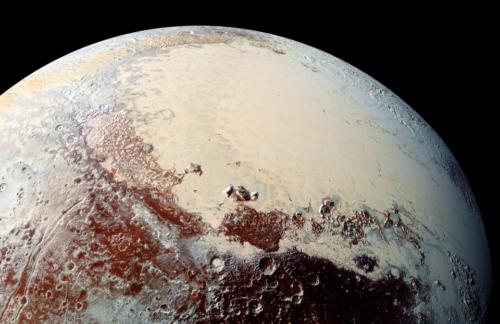 Забытый всеми Плутон