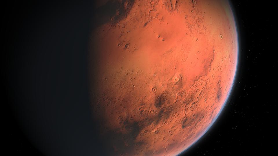 Об исследовании Марса