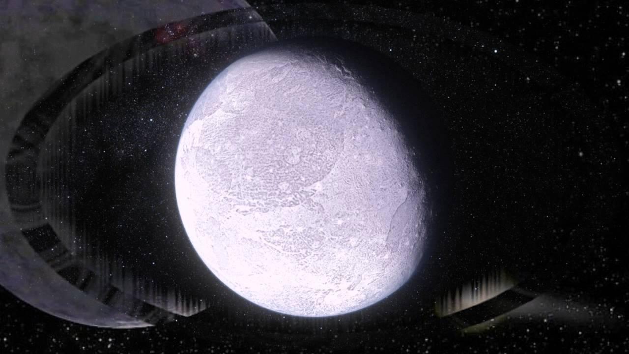 Ледяной призрак Эриды