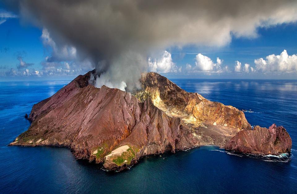 Жизнь на вулкане: первые шаги