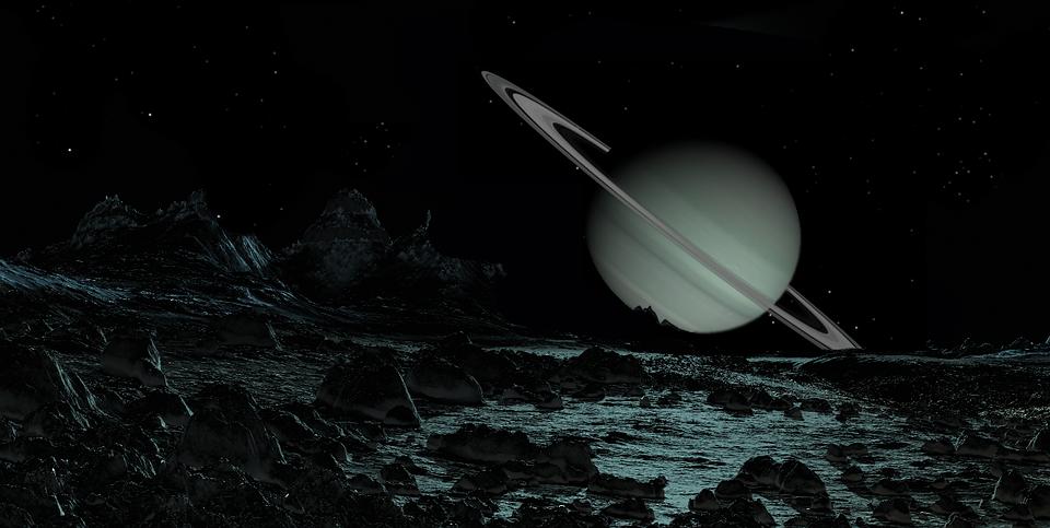 Особенности взаимоотношений Сатурна и Энцелада