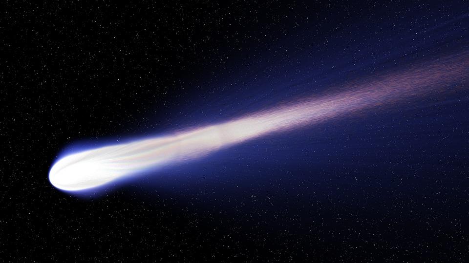 Кометы из пояса Койпера могли быть важным источником воды при формировании Земли