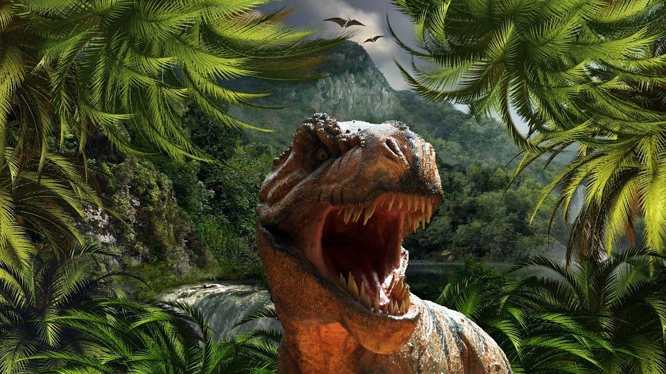 Новая находка динозавров в России