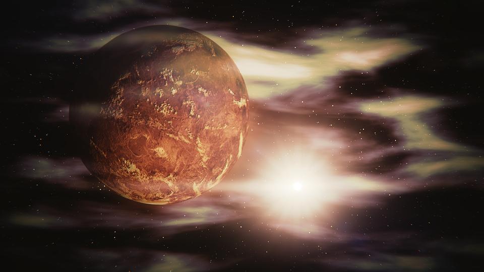 Ученые обнаружили в атмосфере Венеры загадочный теплый слой