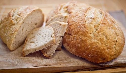 Приручение пшеничного хлеба