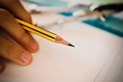 Метаморфозы простого карандаша