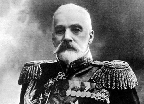 Последний морской министр Российской империи