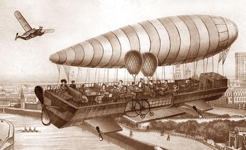 Человек летающий: история понимания