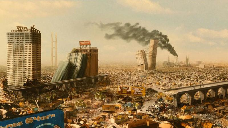 Мир в XXI веке: страхи, выгодоприобретатели и постчеловеческий миф