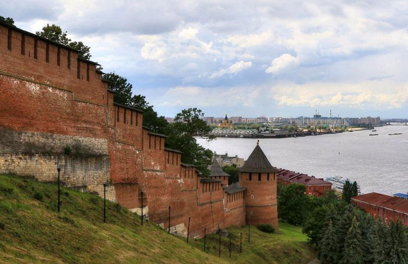 Нижний Новгород – 800 лет истории